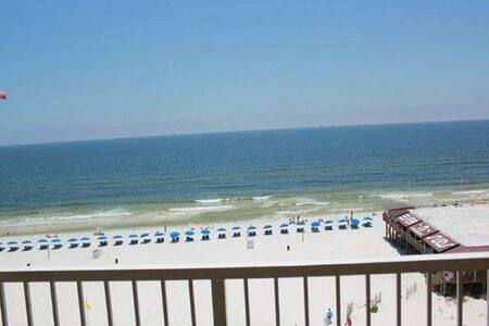 Ocean Front - Walk to Hangout! - Gulf Shores - Condominium