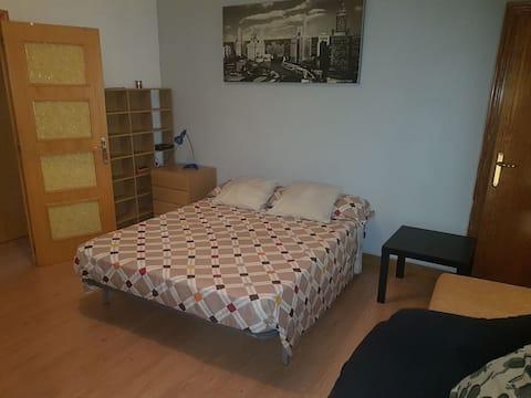 Habitación numero 1