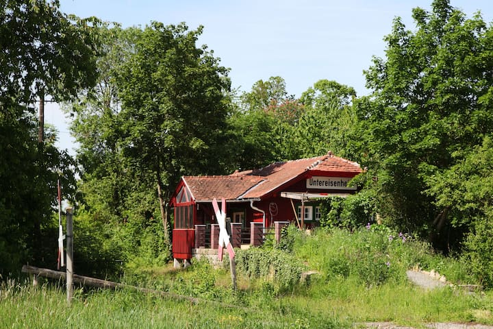 Ehemaliger Bahnhof Eisenheim