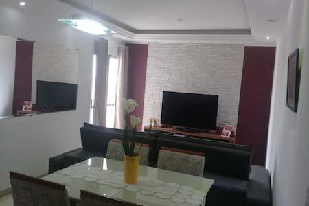 Apartamento Completo Zona Norte/SP