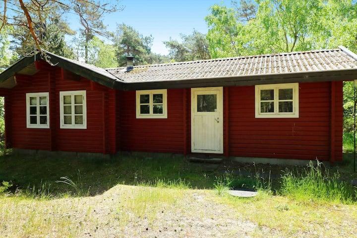 Cheery Holiday Home in Hadsund near Sea