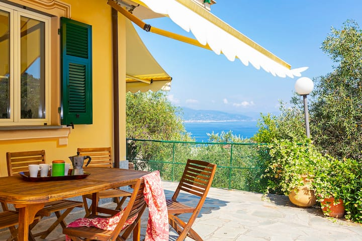 Amazing sea view in Santa Margherita