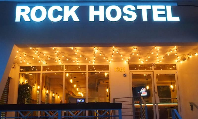 Rock Hostel (8 Bed Mixed Shared Dormitory)