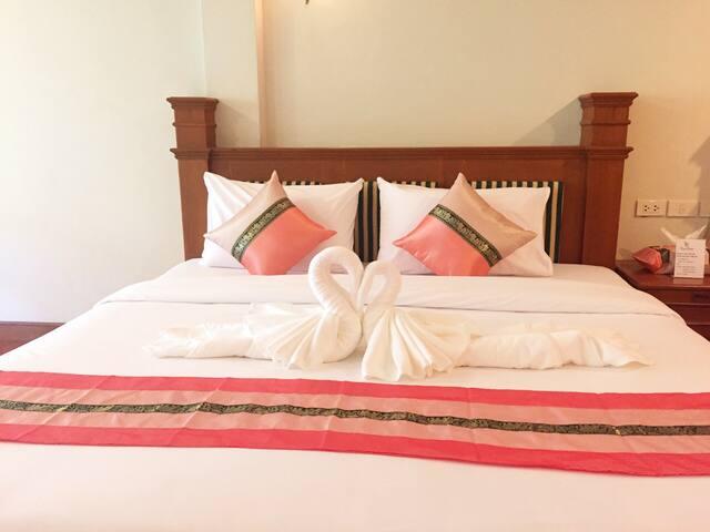 Private Room @ Klongmuang beach - Muang  - Daire