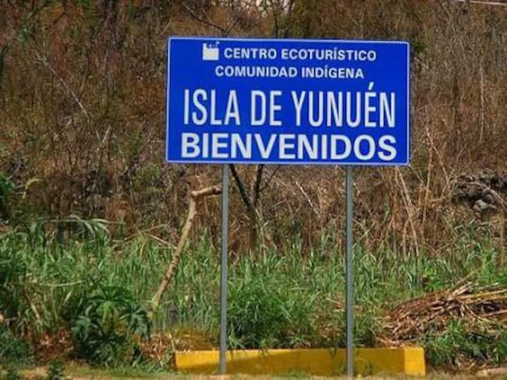 Exhacienda purépecha isla yunuen