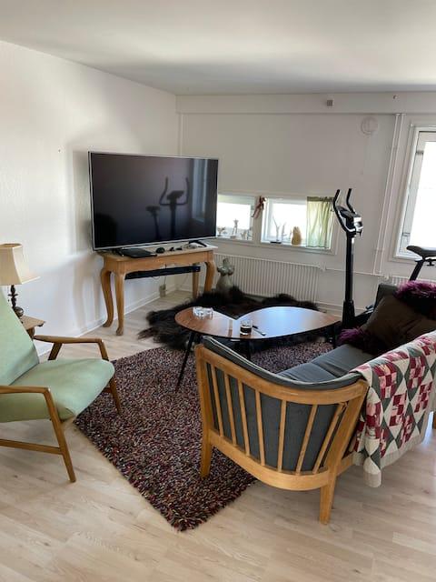 Billig lejlighed tæt på Nuuk centrum