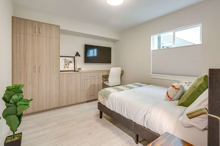 Newly renovated Private Suite in Heart of Mission District