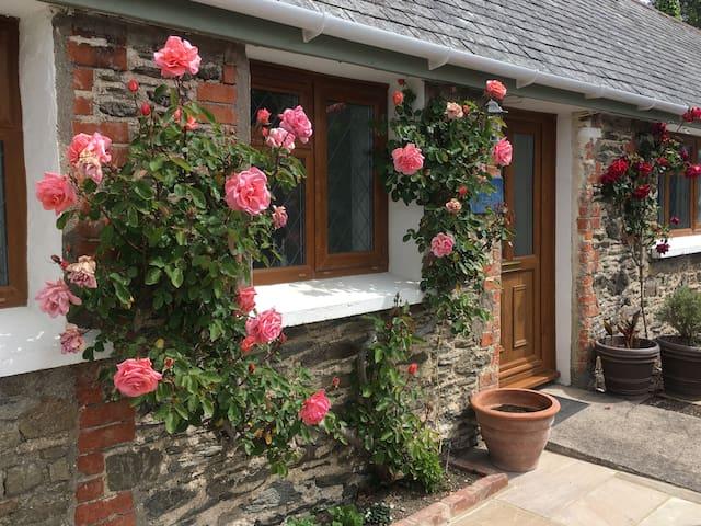 Broadgate Lodge, in the heart of Braunton, Devon
