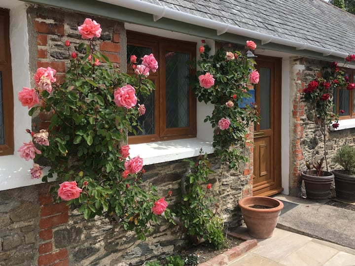 Broadgate Lodge, in the heart of Braunton, Devon