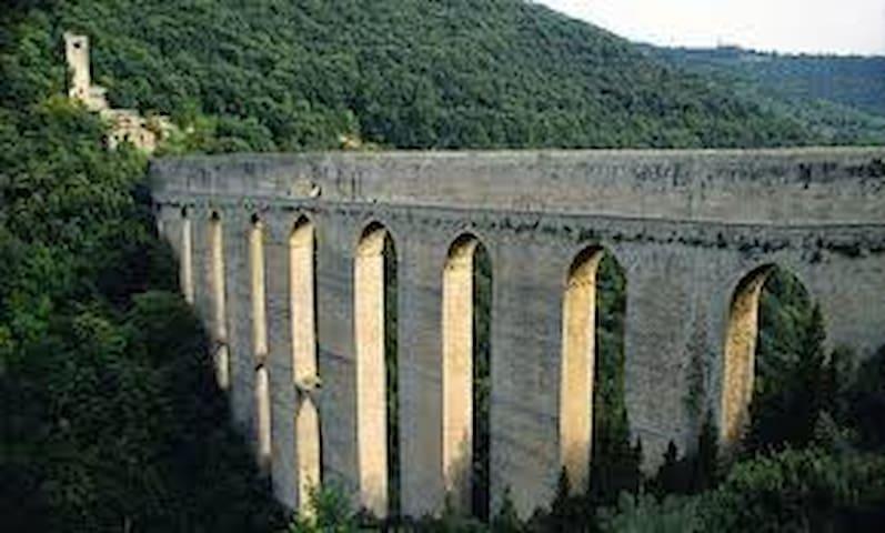 Ponte delle Torri - 40' drive