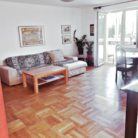 Apartment on the Danube perfect location