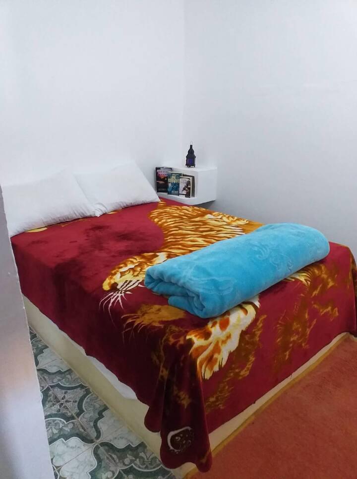 Chambre privé a mirleft soul hostel