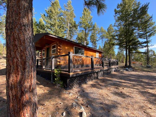 Quiet Mountain Cabin