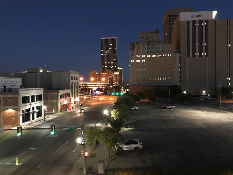 Luxury Apartments In Downtown Oklahoma City