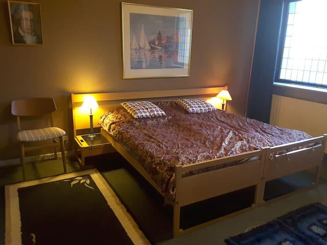 Dobbeltværelse i retrostil - Grenaa - Квартира