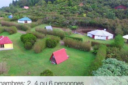 Chambre double Bourg Murat N° 21 - La Plaine des Cafres