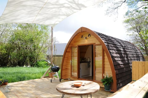 The Pod South Kerry Glamping Skelligs Coast Kerry
