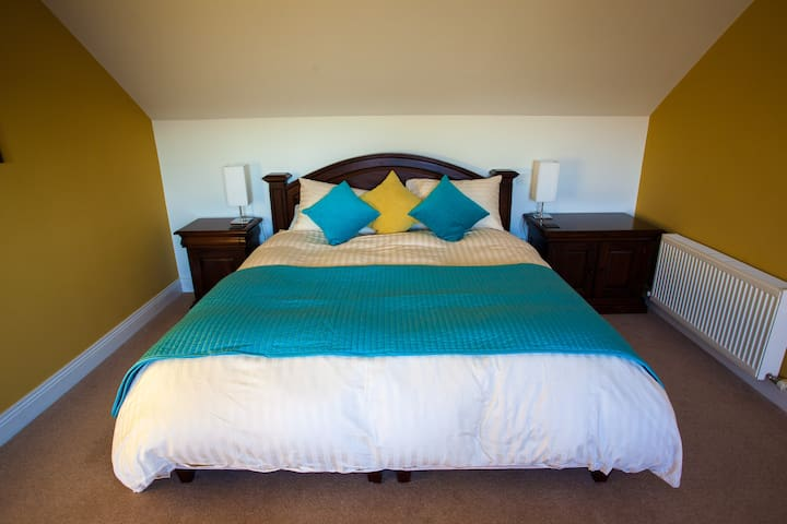 Superking size bed