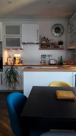 Chambre centre ville de Rennes - Rennes - Apartment