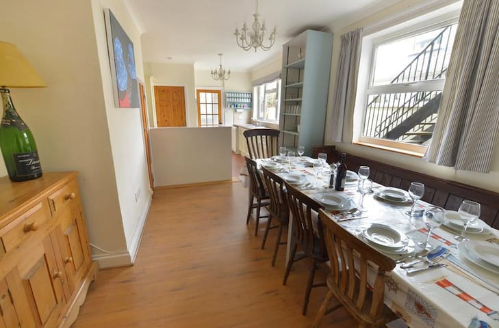 Lavender House 6 Bedrooms Sleeps 12 - Sheringham - Hus