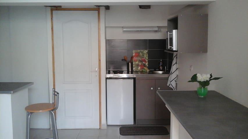 Studio meublé - Graulhet - Apartment