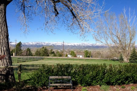 Charming Farm Stay Close to Town - Fort Collins