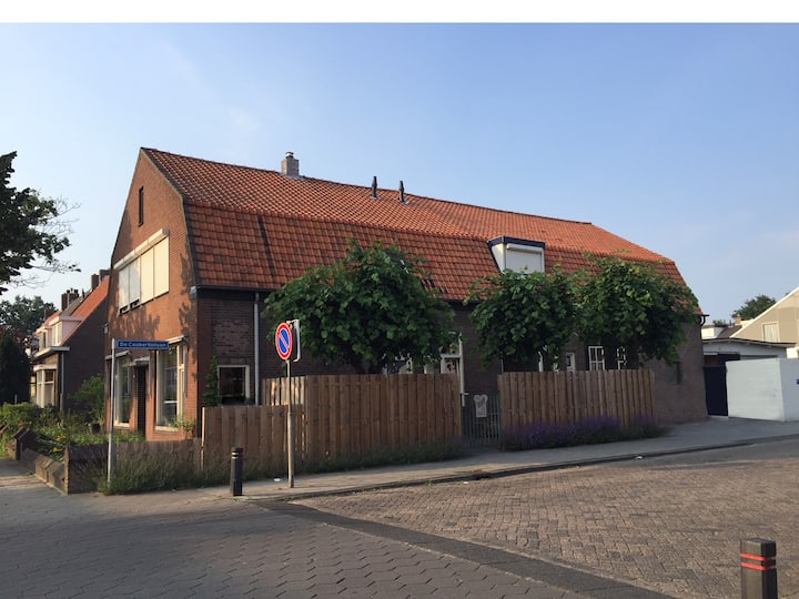 ECO/BIO/FAIRTRADE B&B Waalwijk HeerlijkGemaakt
