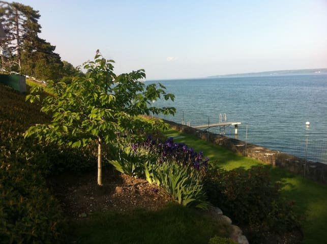 Les Hirondelles Luxury Apartment - Tannay/Coppet - Apartamento