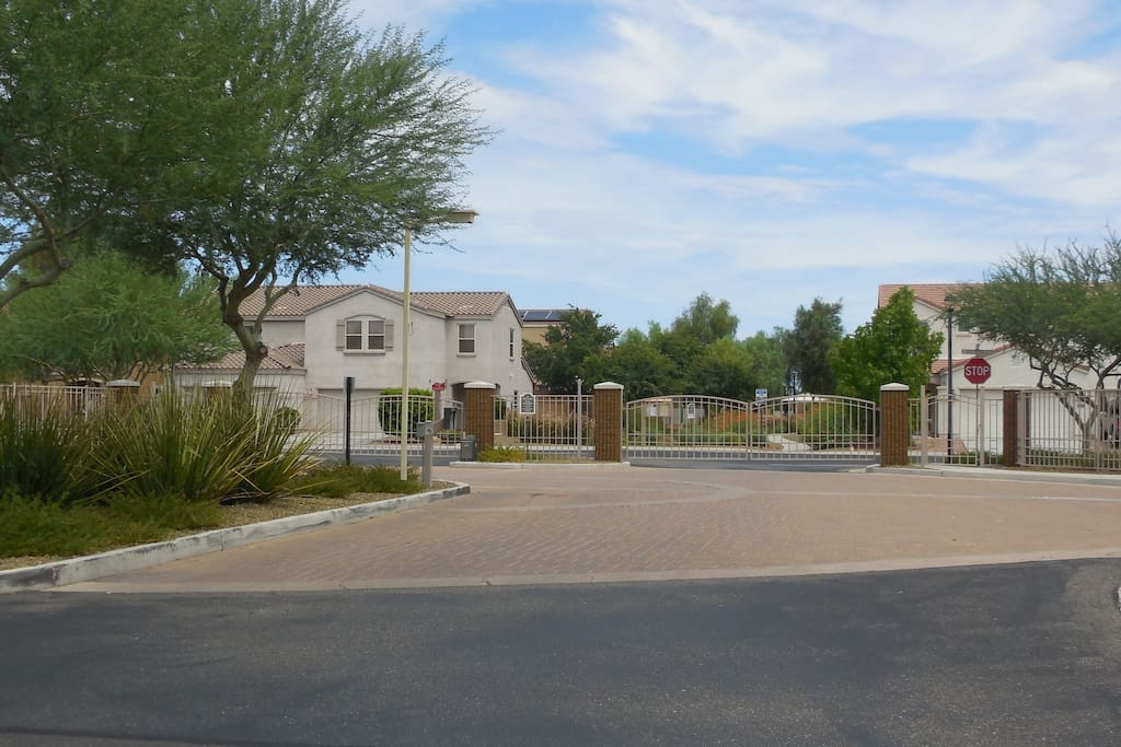 Gated Community for your safety