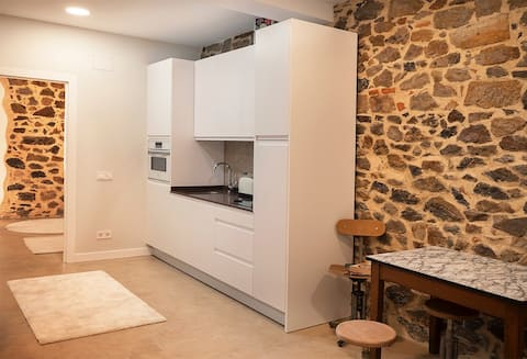 Apartment to Old Town. Optional garage 10 €/night.