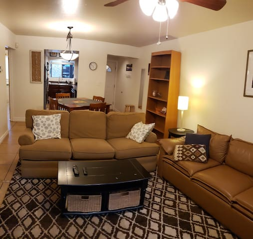 Flagstaff furnished monthly apartment rental
