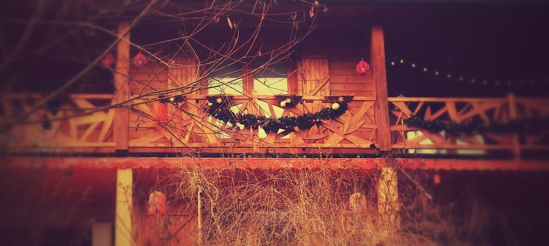 Chambre à la lisière de la forêt proche de Nancy. - Maron - House