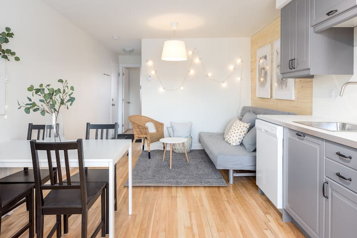 Welcoming & cozy  apartment ☽ - Rue Masson