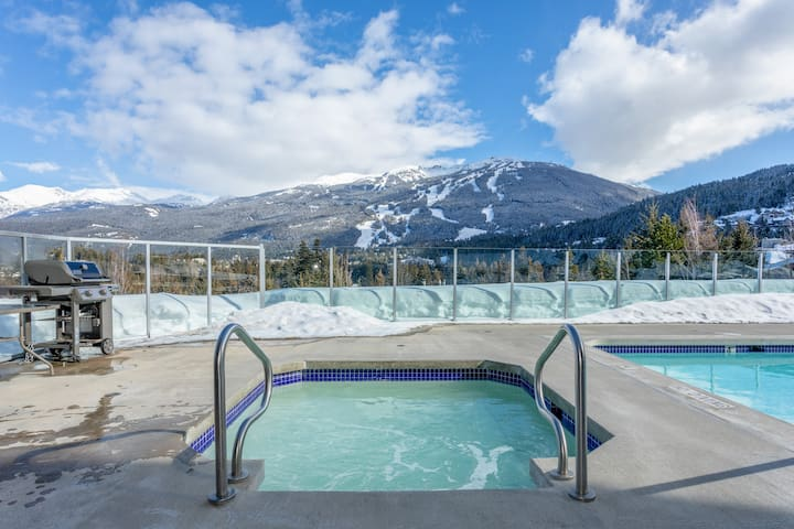 SUPER WINTER GETAWAY 2BD/2BA  Views + pool + H/T