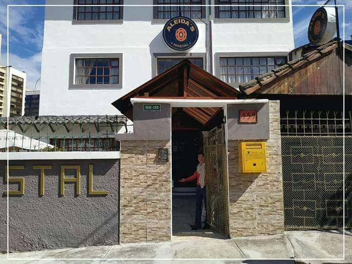 Habitación matrimonial en Quito
