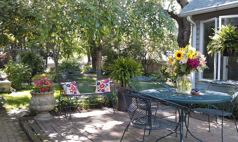 Secret Garden on Main
