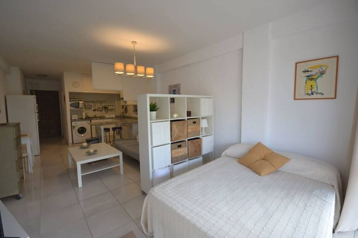 Estudio Arenal - Platja de l'Arenal - Apartment