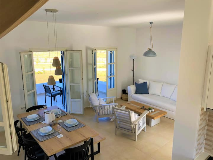 New Eliza and Mike's Villas House - Paros