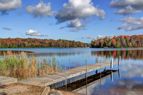Nicolet Shores - Located in the picturesque Northwoods