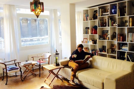 Charming appt, right in the center. - Bruxelles - Apartment