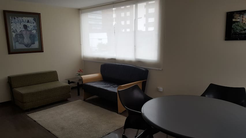 Comfy apartament veeery close to La Carolina Park