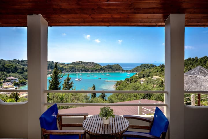 Angelos Maisonette B with amazing bay view