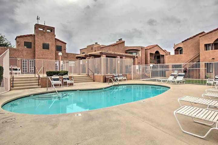 ⭐ entire Apt ⭐ w/ pool & spa, 5 min from UA/I10⭐