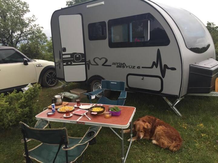 Kiralık Karavan ( Caravan For Rent)