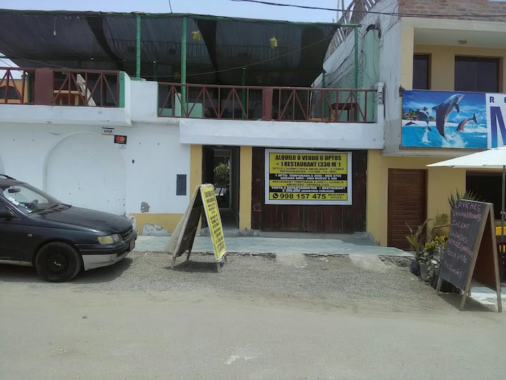 Playa Pulpos Departamento Número 1