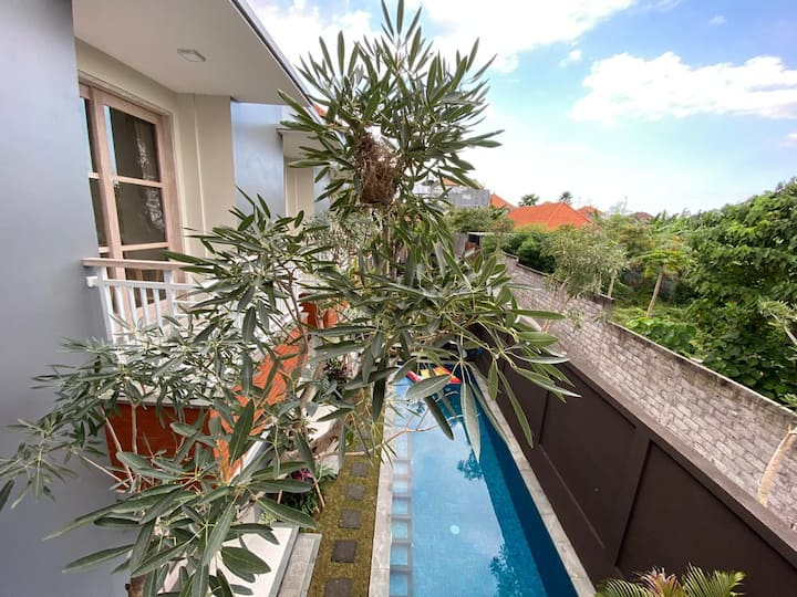 A new option to stay in Canggu