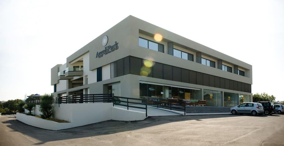 Aggeli Park Cozy Apartments- Michael  Alexandros