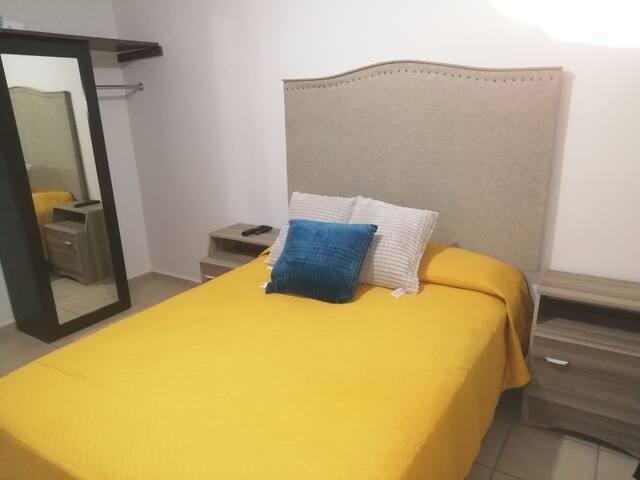 DPTO OLIVOS SALAMANCA alojamiento completo y nuevo