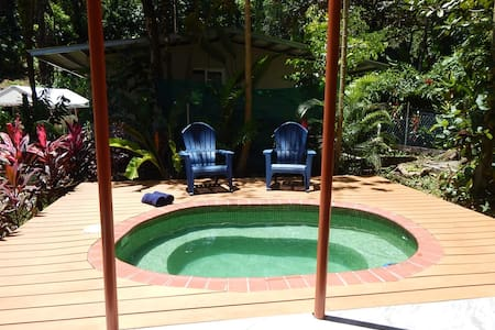 The Pool House at Paunch