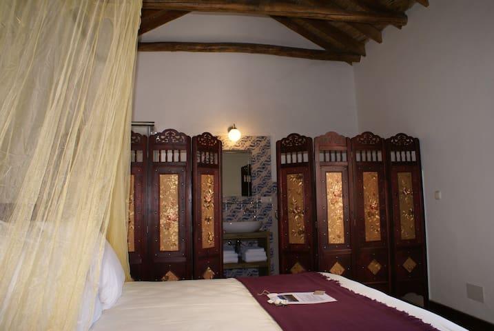 Luxe appartement kingsize bed Talará (Lecrín) WIFI